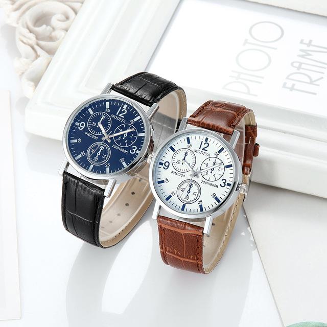 铁人严选—复古怀旧手表