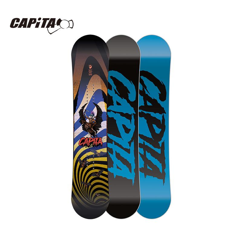 CAPiTA自由式滑雪单板儿童男孩款2122雪季新品SCOTT STEVENS MINI