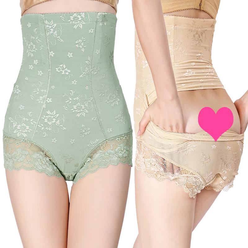 后脱薄款收腹提臀塑形高腰收胃孕妇产后束腰束缚美体塑身裤收腹裤