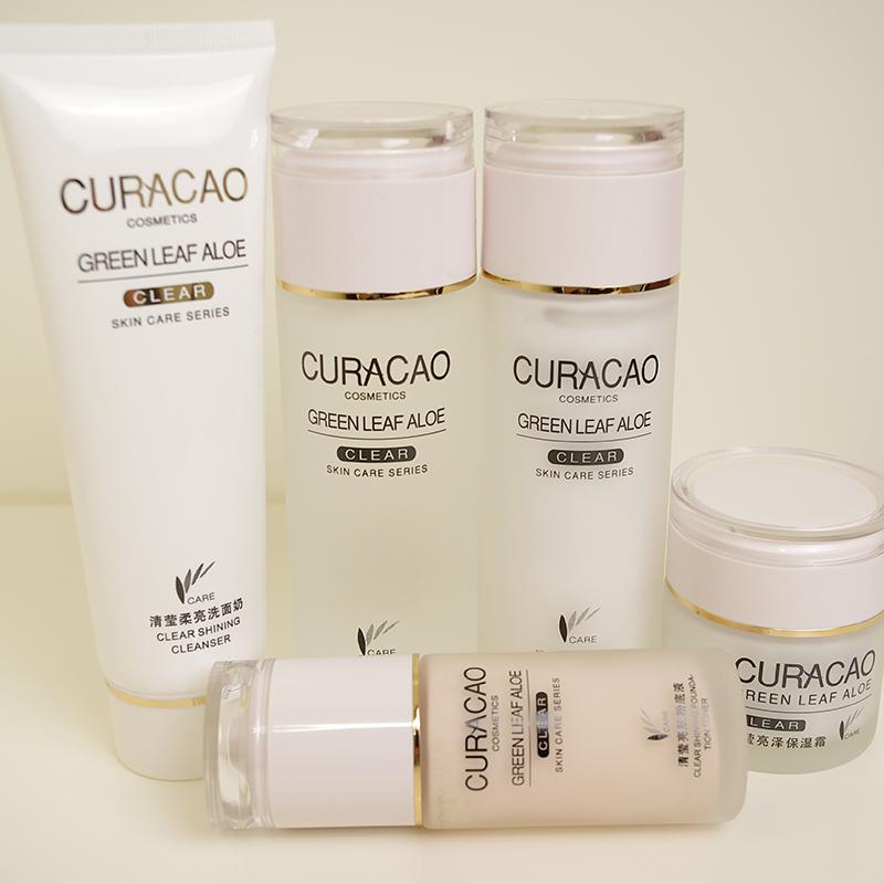 婉丝化妆品专柜正品清莹美肤系列护肤面部护理套装补水保湿包邮