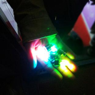 汽车用品气氛灯装饰灯轮毂灯爆闪轮胎灯车轮灯摩托车彩灯改装配件