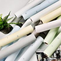 立體紅青磚3d仿古墻紙磚頭復古磚紋客廳現代簡約女宿舍理發店