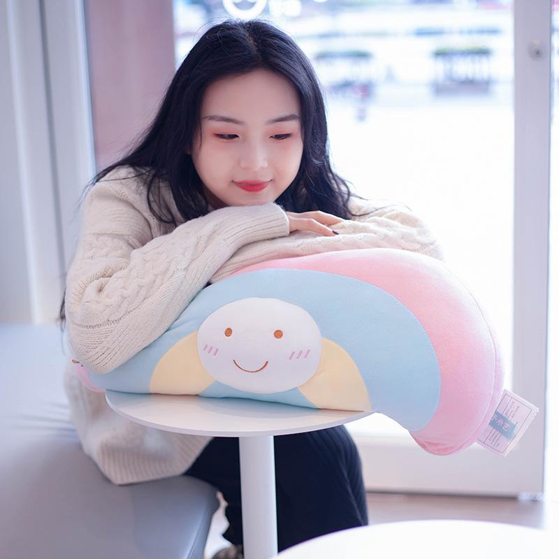 中國代購 中國批發-ibuy99 毛绒玩具 北欧INS可爱毛绒玩具抱枕沙发靠垫床头床上沙发靠枕女生睡觉枕头