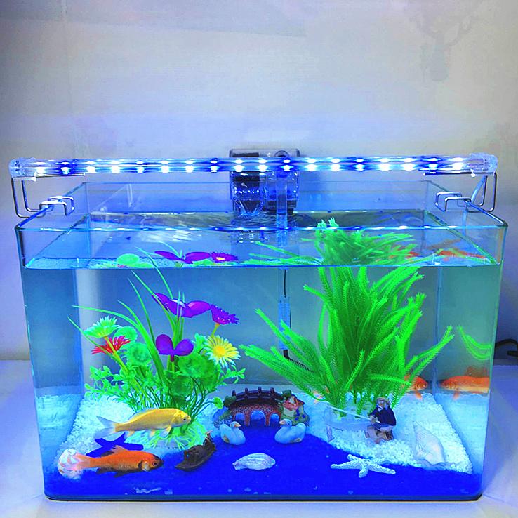特价包邮方形透明热弯加厚玻璃金鱼缸水族箱草缸龟缸创意生态缸
