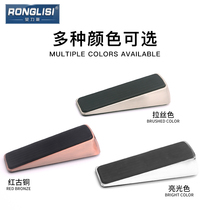 Rongli Home Door block door blocking windproof door plug security door wedge anti-collision door Top Door Carmen Clip free punching