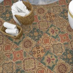 卫生间瓷砖防水贴纸浴室防滑地砖自粘地面翻新地板贴厨房防油墙贴