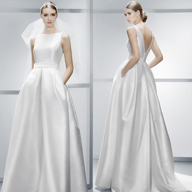 宴会晚礼服2018新款高贵优雅晚装长款主持人双肩时尚礼服裙女修身
