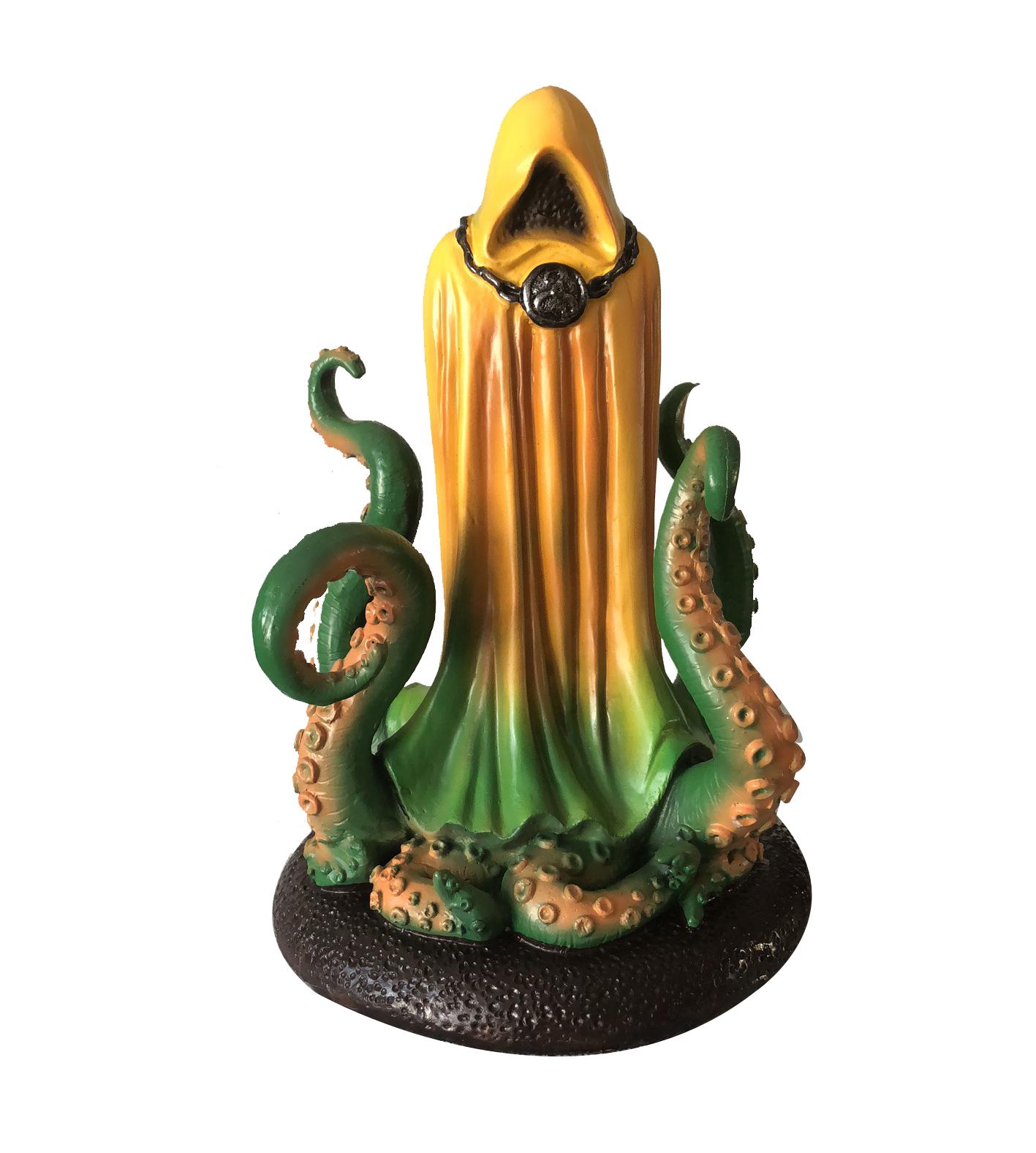 克苏鲁神话周边黄衣之王哈斯塔手办第五人格黄衣之主邪神