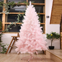 Christmas Tree Package 1.5 meters 1.8 Home shopping mall Christmas decorations ins chattering net pink Christmas tree