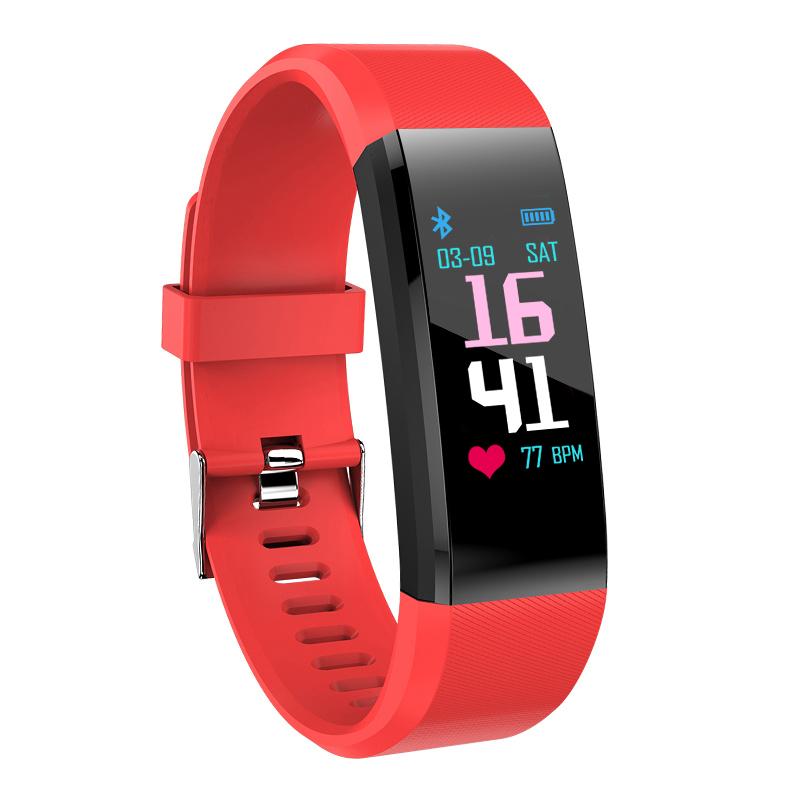 智能手环运动蓝牙多功能防水心率血压跑步男女适用于小米华为手机