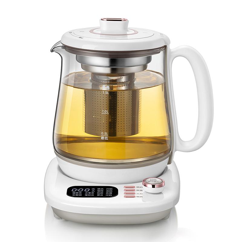 小熊家用多功能煮茶壶办公室养生壶好不好