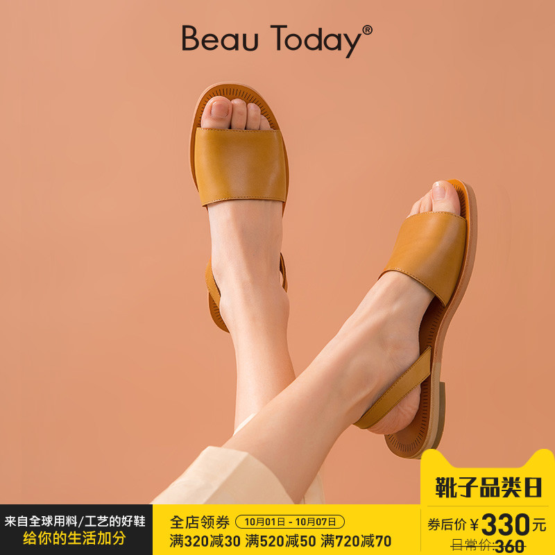 beautoday2019新款夏季仙女风女鞋(非品牌)