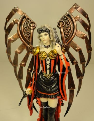 Buy the family decoration bronze statue, decorate Anne Stokes Gothic Angel Statue
