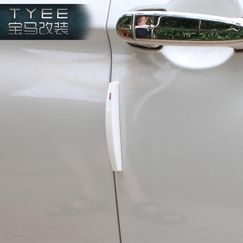 於寶馬5係車門防撞條1 3 5 7 X5X6 X3防刮條汽車防撞貼保護貼