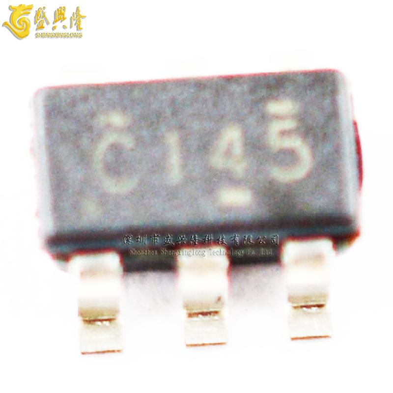 Sn74lvc2g14dbvr SOT23-6 dual channel Schmidt triggered non gate inverter chip