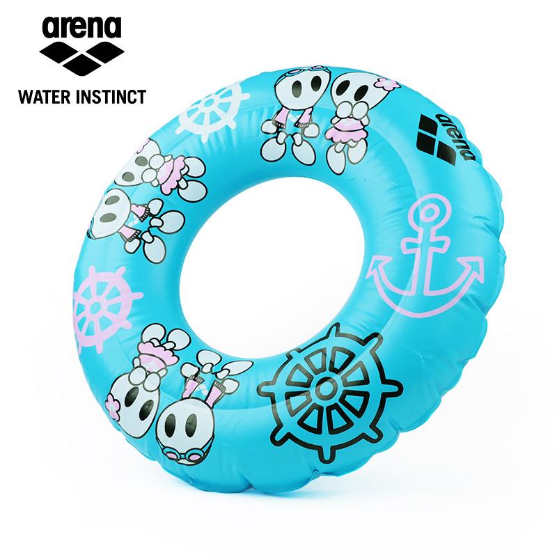 Arena ах! швейцарский иеорглиф ля женских имён новые товары ребенок плавать круг ребенок обучение поплавок сила плавать круг милый печать