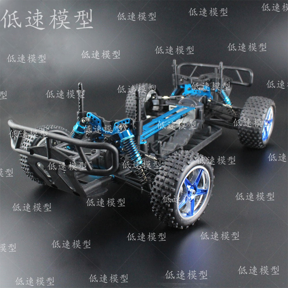 The new empty frame HSP unlimited 94170 1:10 brushless electric tension effect empty frame longer crash
