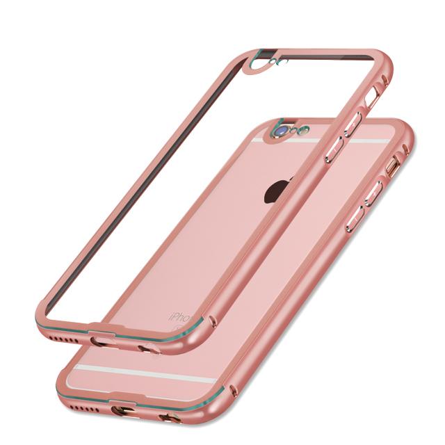 記憶盒子蘋果6plus手機殼iPhone6s手機殼金屬邊框超薄保護套5.5寸