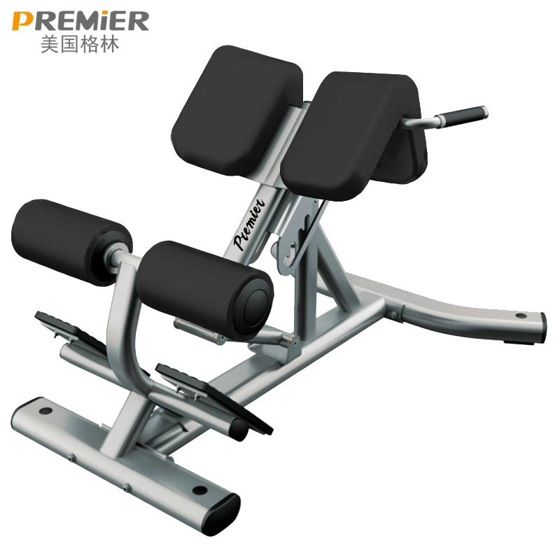 PREMIER/美国格林健身房商用罗马椅腰部锻炼挺腰器家用健身器材