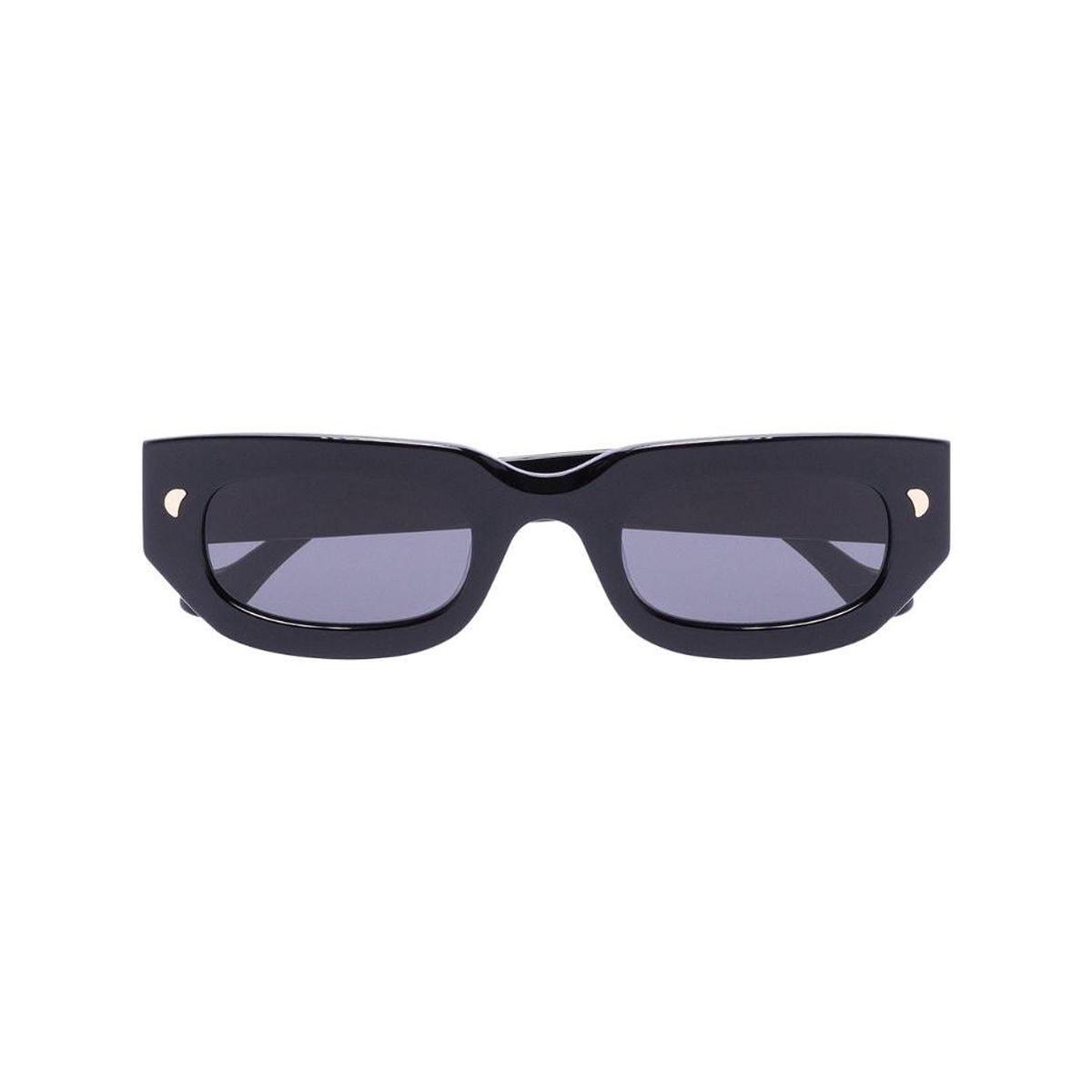 代购Nanushka Kadee 长方形镜框太阳眼镜女2021新款奢侈品