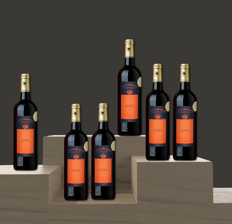Buy 1 case free 1 case French 14 degree bottle imported red wine lkst dry red wine full case wine hi wine