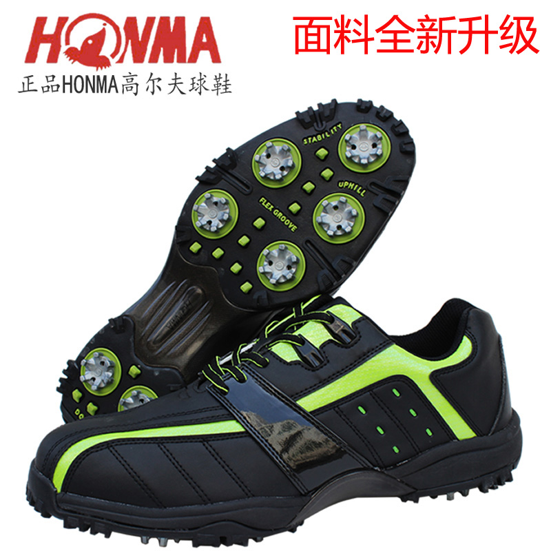 New swaan golf shoes mens super fiber breathable shock absorption sports shoes