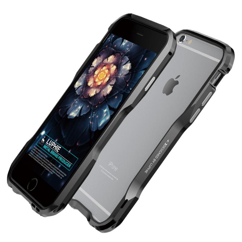 蘋果6s手機殼 iphone6 plus手機套防摔金屬邊框i6Sp潮男牌