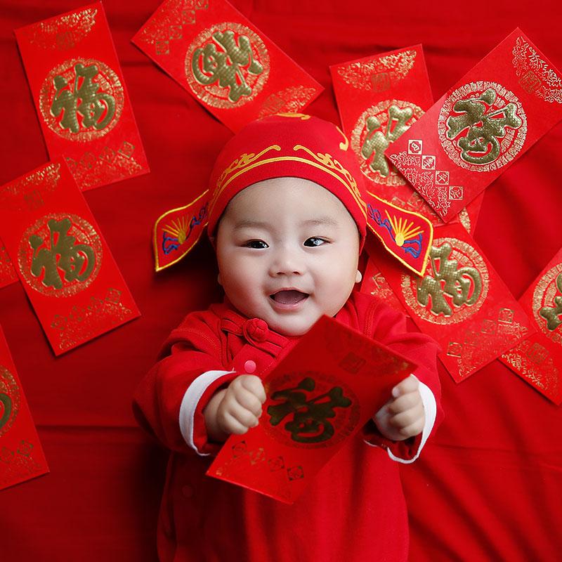 新生婴儿衣服礼盒高档刚出生男秋冬套装满月礼物百天宝宝用品大全