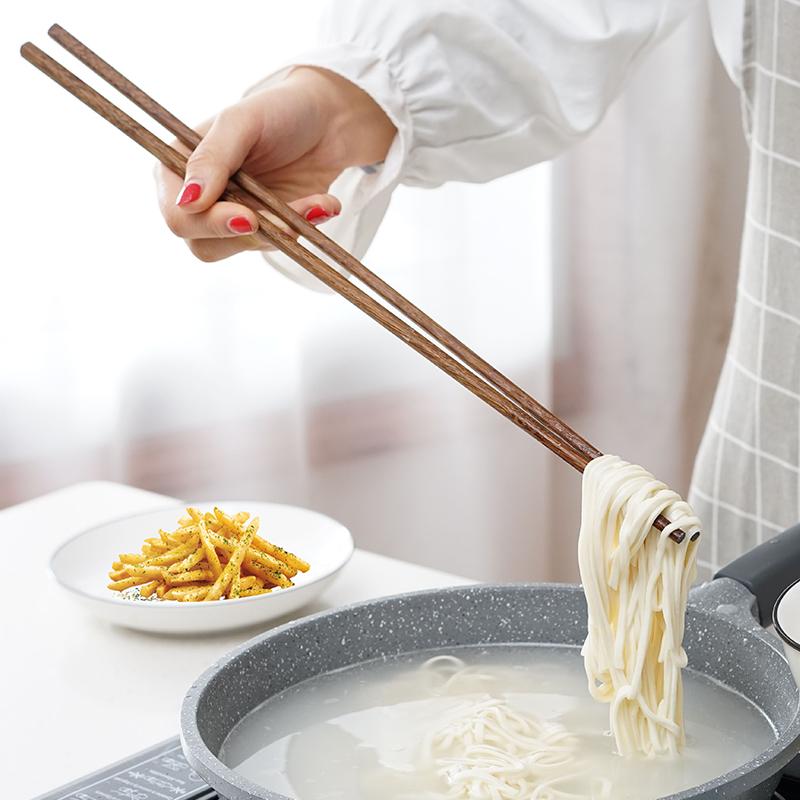 火锅加长筷油炸免邮家用炸油条的长筷子捞面筷东西超长防烫煮面条