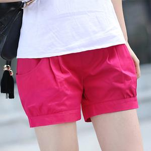 短裤女夏外穿2020新款棉宽松大码休闲牛仔学生韩版显瘦热裤灯笼裤
