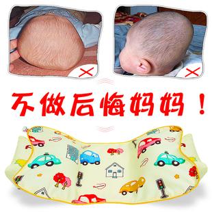 防偏头宝宝新生儿0 1岁定型枕头
