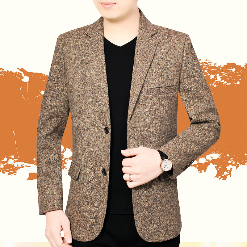 Mens jacket jacket small suit mens casual suit
