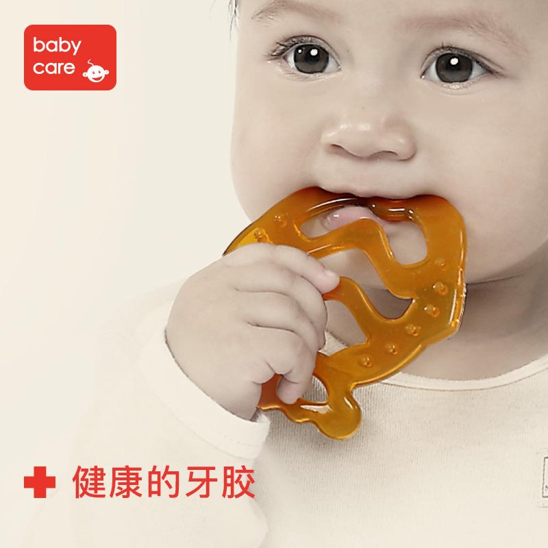 Babycare молярный палка ребенок 6-12 месяцы ребенок наночастиц серебра неядовитый силиконовый укусить клей прорезыватель