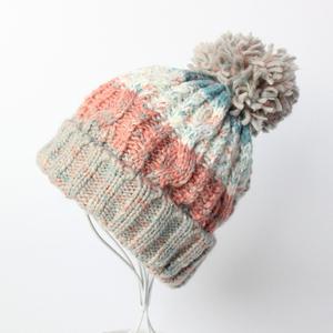 出口单秋冬季女士帽子男女时尚针织毛线帽冬加厚保暖护耳滑雪帽女