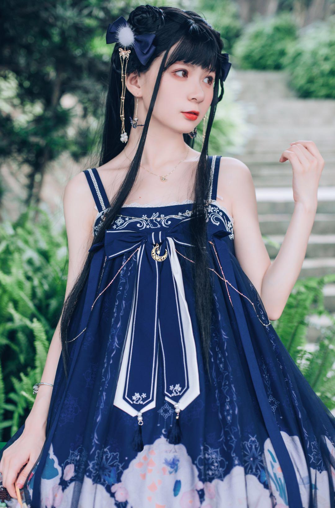 【現物】三花猫lolitaオクトキは絶版になりました。オクトキロリータスカートの現物ページです。