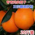 江西赣州寻乌甜橙子赣南脐橙特级整箱20斤装新鲜当应现季水果10
