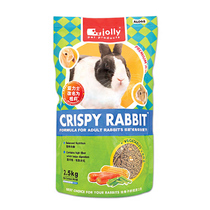 Multi-province Jolly comprehensive rabbit grain pet rabbit staple food feed into rabbit grain 2.5kg