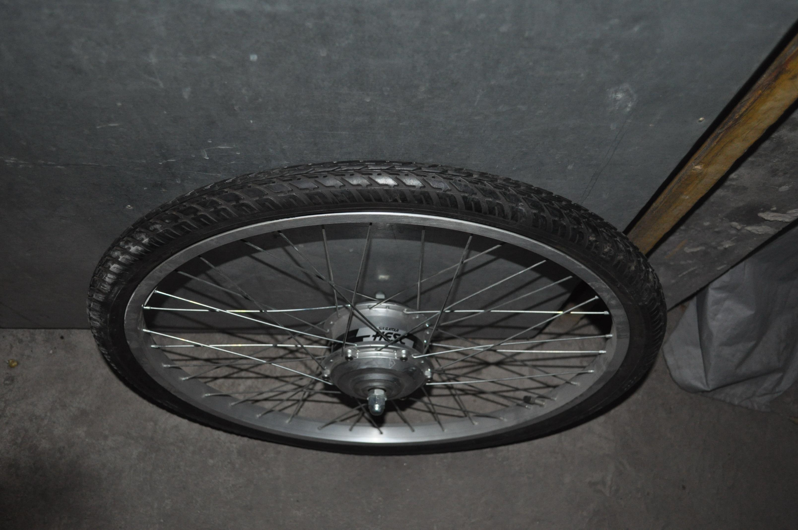 Электрический велосипед монтаж ( тайвань оригинал SR SUNTOUR36V назад привод двигатель колесо ) импортируемые легковые