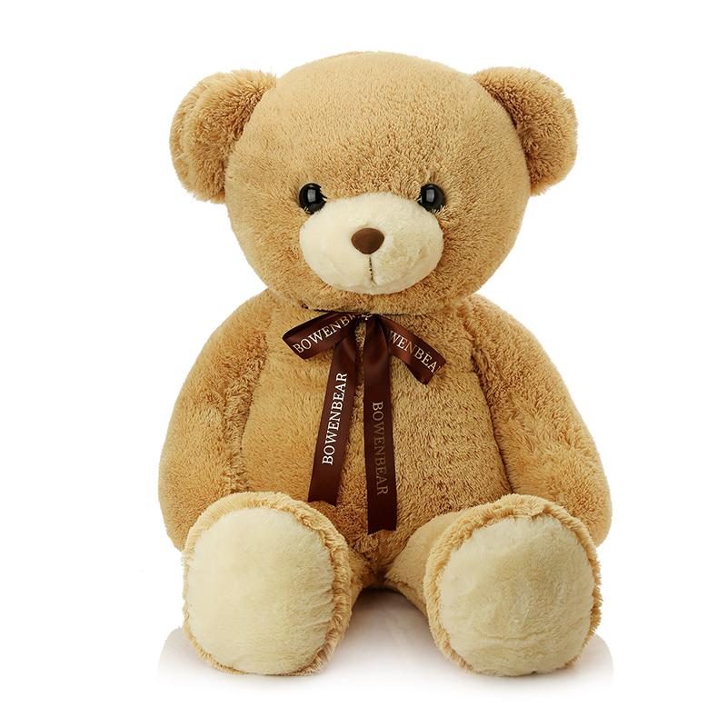 毛绒玩具熊特大号女生抱抱熊抱枕质量如何
