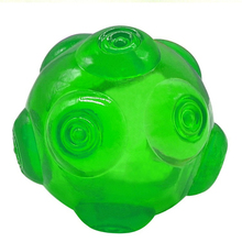 Pet toy pet bite ball grinding ball training ball can float on the water vocal ball
