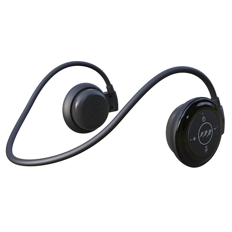 【自带16G内存】无线运动跑步蓝牙耳机挂脖式双挂耳MP3一体式5.0