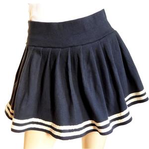 春季日系森女海军裙学院风学生裙短裙半身裙百褶裙表演裙大码