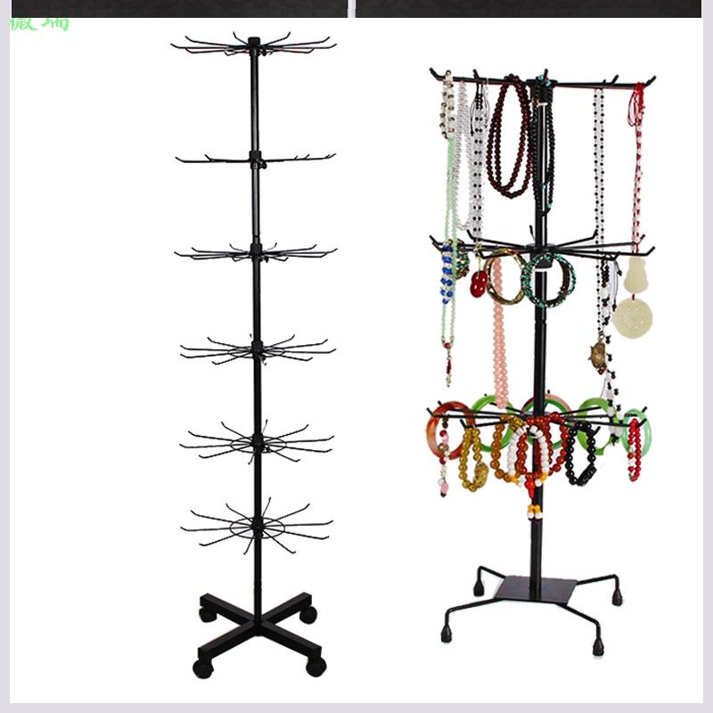 家用店铺手提包黑色手套袖套桌面挂架装饰品摆件悬挂挂耳环饰品架