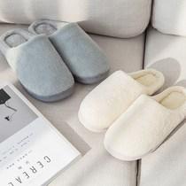 2019新款防滑棉拖鞋冬季日用品卡通居家保暖地板毛绒棉拖耐穿潮