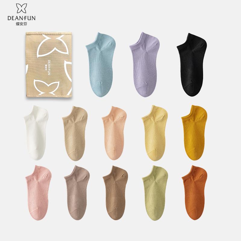 蝶安芬袜子5双