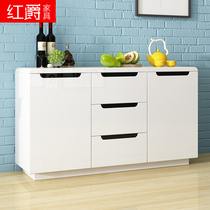 Paint side Cabinets Wine Cabinets simple Modern multi-functional tea water cabinet living room storage Cabinet kitchen bowl cupboard cabinets
