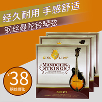 M221 mandolin string mandolin mandolin strings Jacqueline string Eight strings strings set of eight