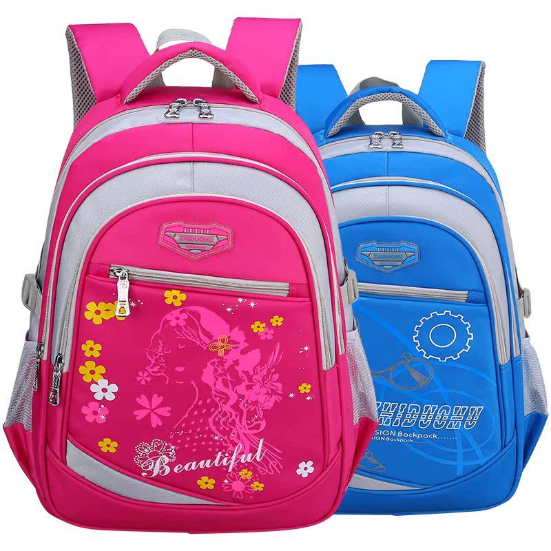 小學生男生女1~3~5~4~6年級兒童書包6~12周歲男童雙肩包男孩書包