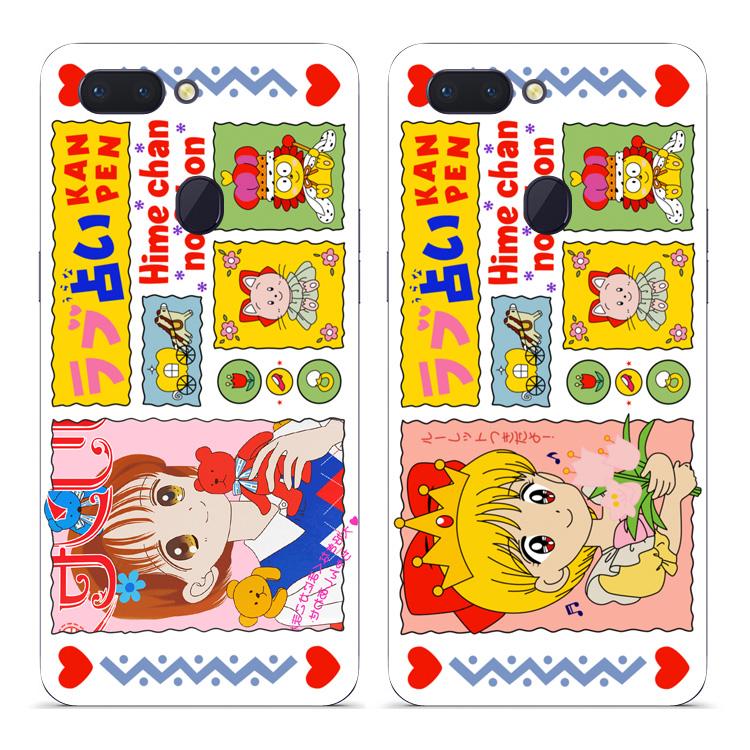 ins日系美少女oppoa5a9可爱手机壳满18.00元可用6.12元优惠券
