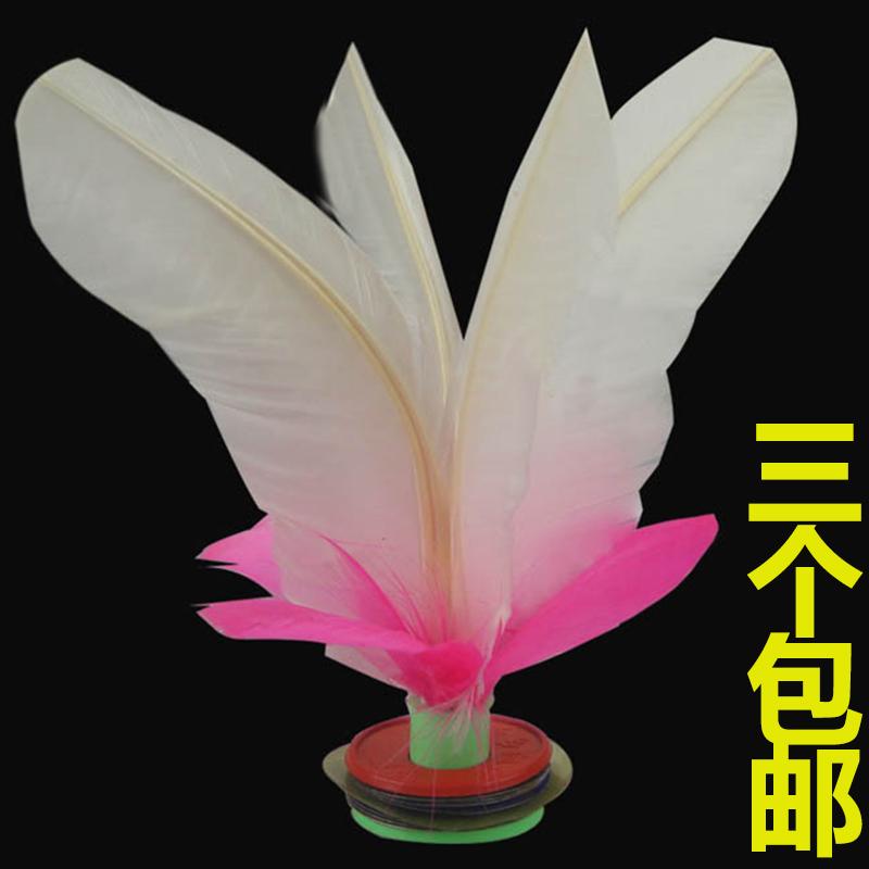 Chang E карты волан цветок ребенка волан конкуренция волан мяч курица гусь волан сын 4 отверстие съемный ребенок для взрослых фитнес сопротивление удар связь сын
